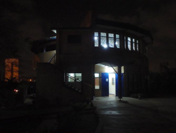Die Nima Maamobi Library, eine wirklich runde Sache!
